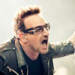 Боно стал виновником утечки нового материала U2 в сеть