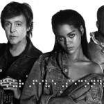 Пол Маккартни, Рианна и Канье Уэст вместе записали песню