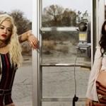 Charlie XCX и Рита Ора вмести исполнили трек Doing It