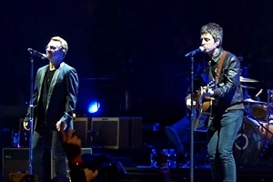 Ноэль Галлахер выступил вместе с U2 на лондонском концерте группы, который Боно посвятил Сирии