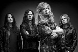 Megadeth выпустят свой 15 альбом в январе следующего года