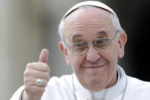 Папа Римский выпустит альбом в стиле «рок»