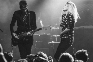 The Kills сыграли сет на The Strombo Show Sessions