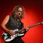 Кирк Хэмметт не читает комментарии к новой песне группы Metallica