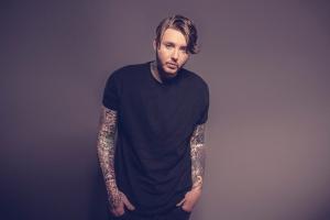 Джеймс Артур выпустил видео о создании клипа на песню Say You Won't Let Go
