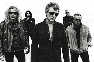 Bon Jovi объявили конкурс на команду разогрева своих концертов