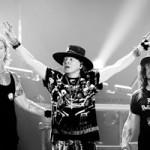 Guns N' Roses забыли в каком городе дают концерт