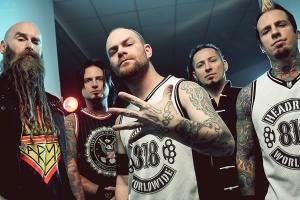 Five Finger Death Punch выпустят новый альбом в 2018 году