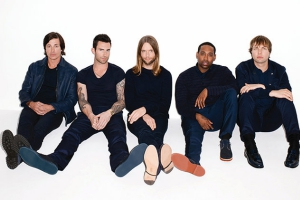 Maroon 5 опубликовали лирик-видео на сингл Wait