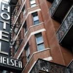Двери номеров отеля Челси были проданы с молотка