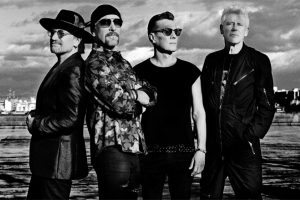 U2 презентовали клип Love Is Bigger Than Anything In Its Way
