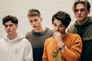 Британский бойз-бэнд The Vamps представил клип Just My Type