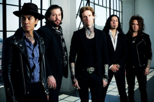 Buckcherry презентовали клип на трек Head Like A Hole