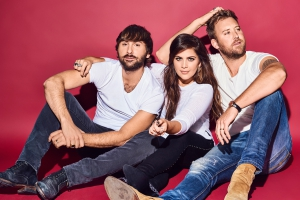 Lady Antebellum выпустили видео-работу What If I Never Get Over You